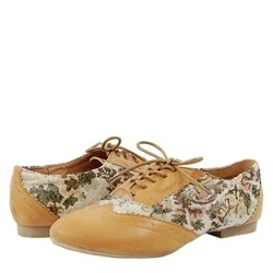 Bamboo Vabene20 Natural Lace Up Oxford Casual Shoes and Women's Fashion Clothing & Shoes - Make Me Chic - StyleSays
