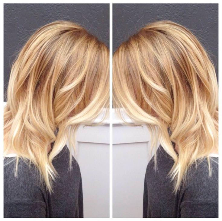 25 Honig Blonde Haircolor Ideen, die einfach wunderschön sind