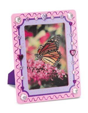 194 best images about toys games arts crafts on for Decorate your own picture frame craft
