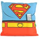 DC Comics Superman Cushion with Pockets CUSHSM02 Superman first appeared in 1933 and has become one of the most iconic superheroes of all time. With films coming over the next few years and comics still being made a new generation of fans is constan http://www.MightGet.com/january-2017-11/dc-comics-superman-cushion-with-pockets-cushsm02.asp