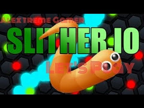 Slither.io Android Gameplay// I STINK AT SLITHER