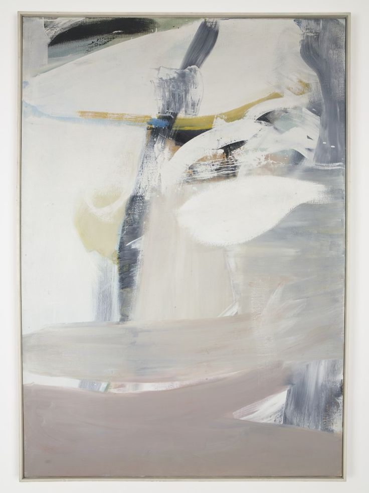 """Drift (1961) by Peter Lanyon. """"I was flying yesterday and got such a drift on my plane that I nearly ended up in the sea. Somehow such a fate seems inevitable, and I am seriously thinking of flying with snorkel and flippers."""""""
