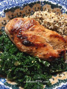 Sweet and Zesty Italian Chicken