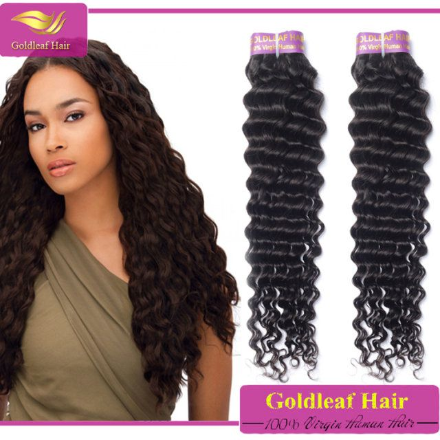 Human hair extension Deep wave wholesaler, 100% virgin hair supplier from China hair factory.  (WhatsApp) +8615666562007  (Delivery time) 1.5-3 Days  (Payments method) PayPal/Western union/M gram (Email) sales1@goldleafwig.com