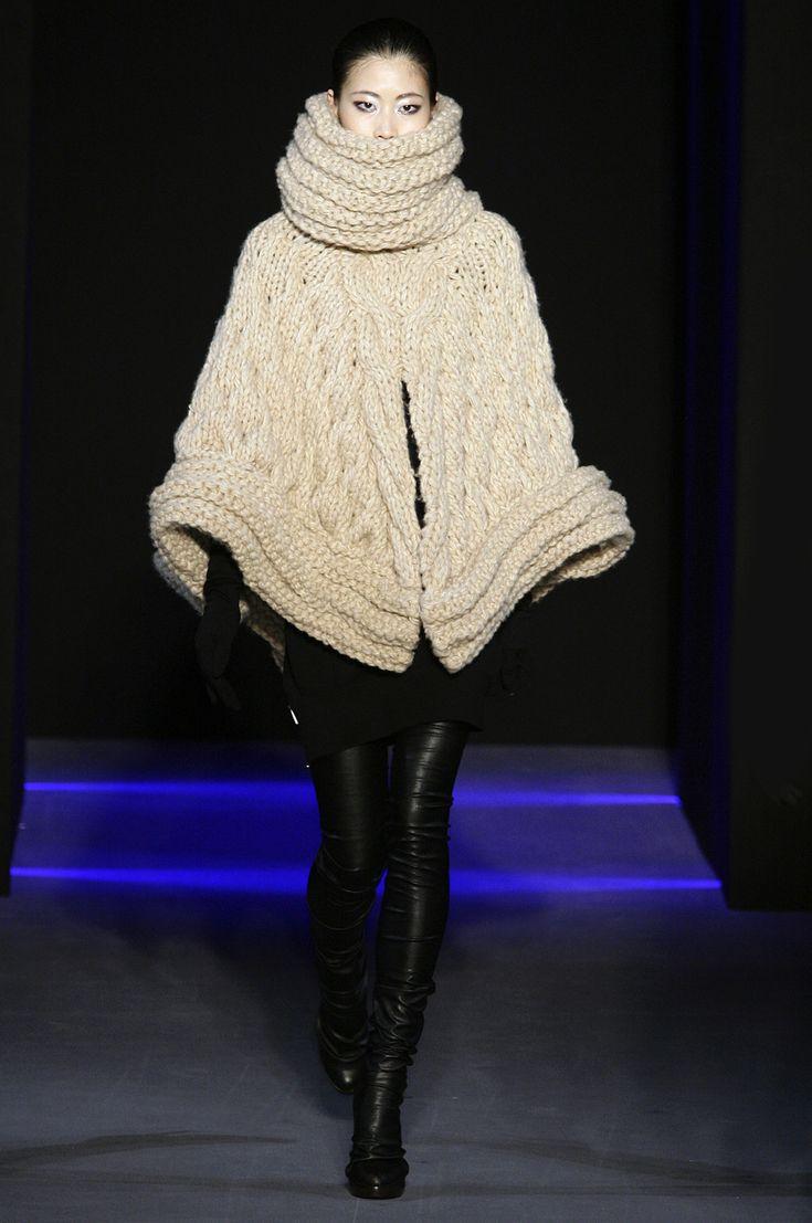 Cher Michel Klein at Paris Fall 2008