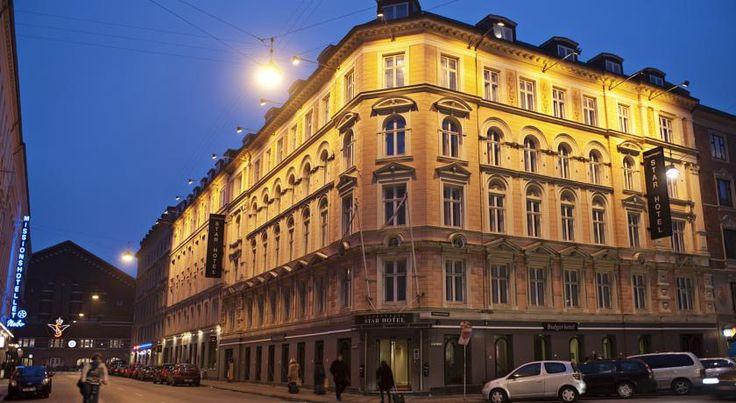 泊ってみたいホテル・HOTEL|デンマーク>コペンハーゲン>コペンハーゲン中央駅から100mのホテル>コペンハーゲン スター ホテル(Copenhagen Star Hotel)