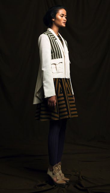 Bonjour Singapore: Fashion blog with a focus on Asia: Toton Fall/Winter 2013: Of love, Lurik and other things…