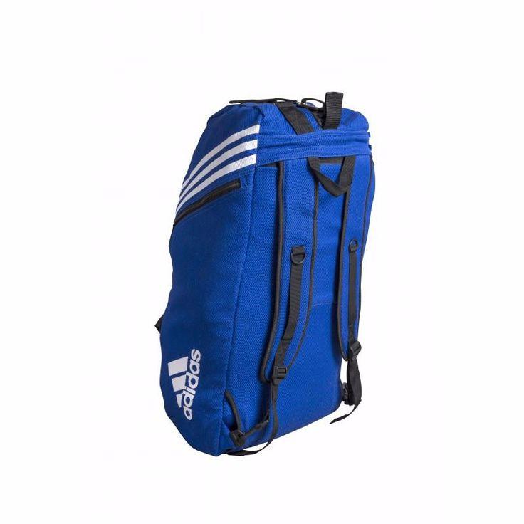 Sac de sport Judo adidas grain de riz bleu