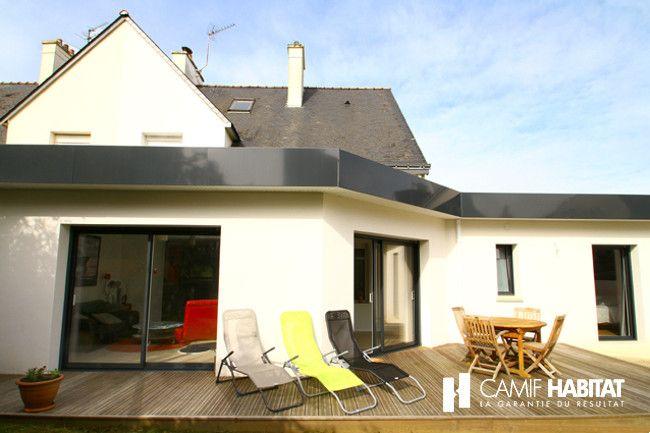 17 best images about extension maison on pinterest belle for Extension maison 73