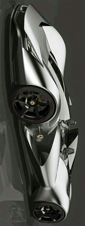 Ferrari LaFerrari Aliante Spyder Concept by Levon - https://www.luxury.guugles.com/ferrari-laferrari-aliante-spyder-concept-by-levon/