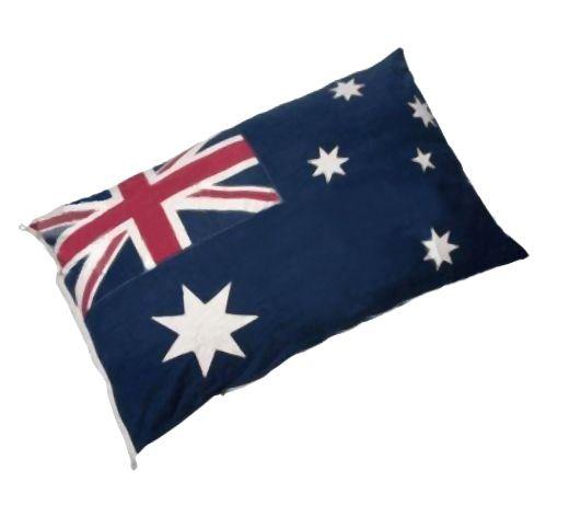Big Pillow Australia Flag 160x100cm / 180€. Email: loft.no5@gmail.com