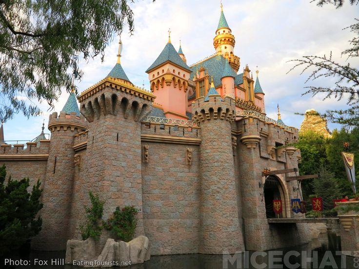 The heart of Walt's dream.
