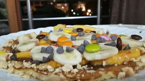 Ev yapımı waffle
