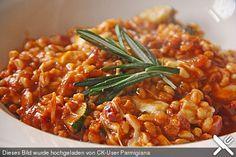Italienische Ebly-Pfanne