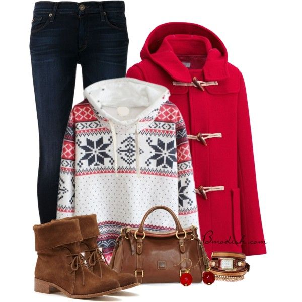 Aztec hoodie by wulanizer on Polyvore featuring Uniqlo, Hudson, Matisse, Dooney & Bourke and La Mer