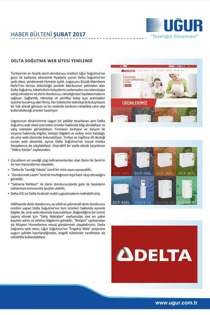 Delta Yenilendi #ugurdanhaberler #ugursogutma #deltasogutma