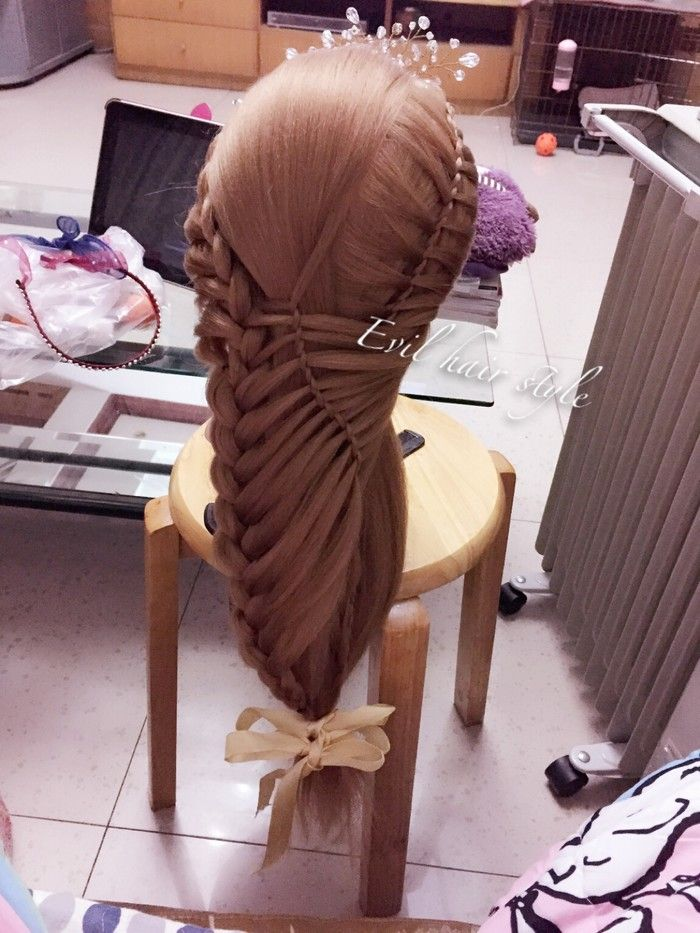 Drang's Mother of Braids