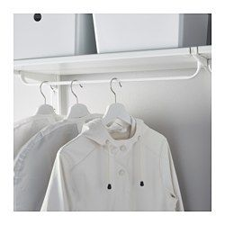 Regalsystem wandschiene ikea  The 25+ best Algot ideas on Pinterest | Ikea algot, Ikea closet ...