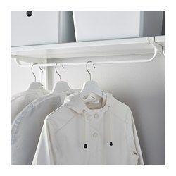 Regalsystem wandschiene ikea  The 25+ best Algot ideas on Pinterest | Ikea algot, Ikea closet ...