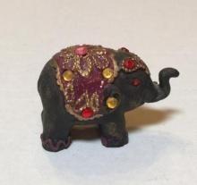 Elephant Figurine | Figurine, Ornament | $10.00 AUD | buyniknaks.com