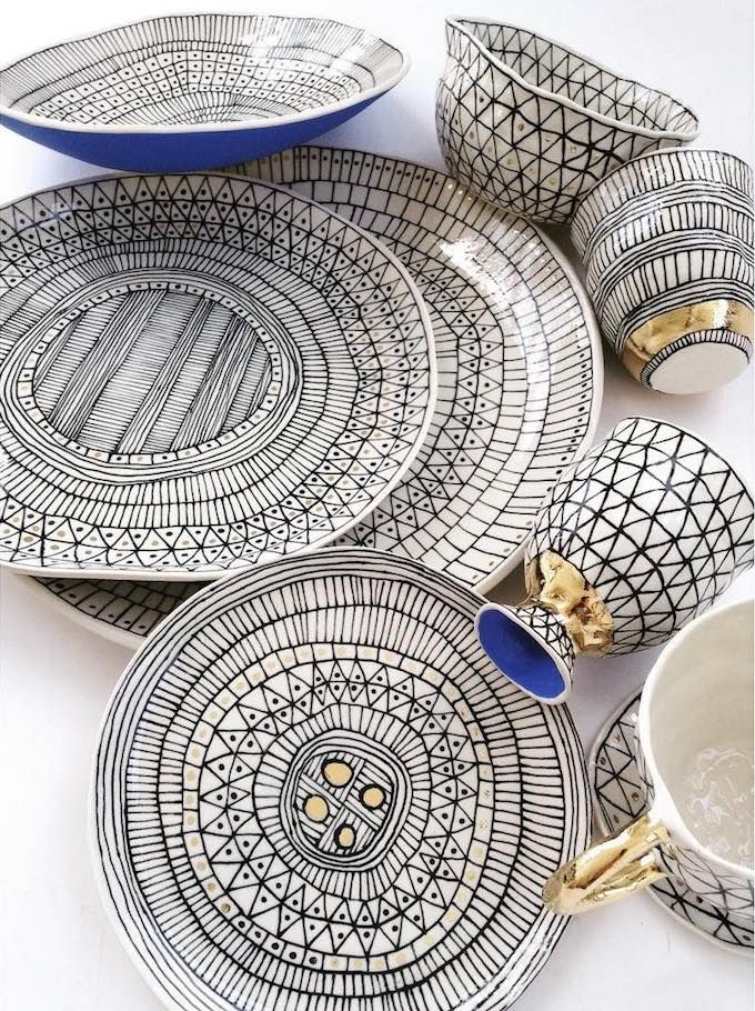 Suzanne Sullivan Creates Gorgeous Ceramics with an Awesome Illusion