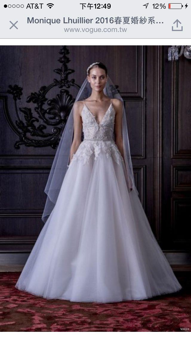 298 besten Wedding Dress Bilder auf Pinterest | Hochzeitskleider ...