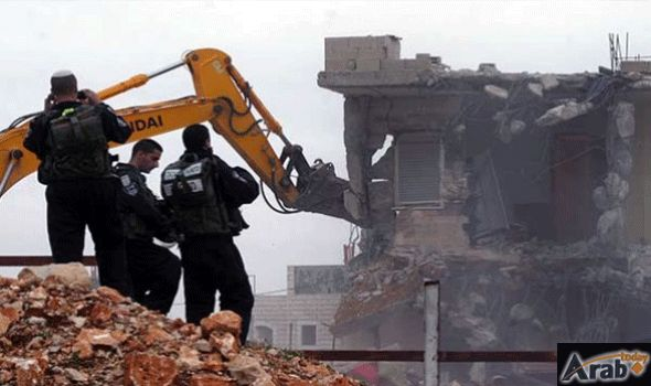 Israel demolishes several residential, commercial facilities in…: Israeli forces demolished a number of houses and commercial facilities in…