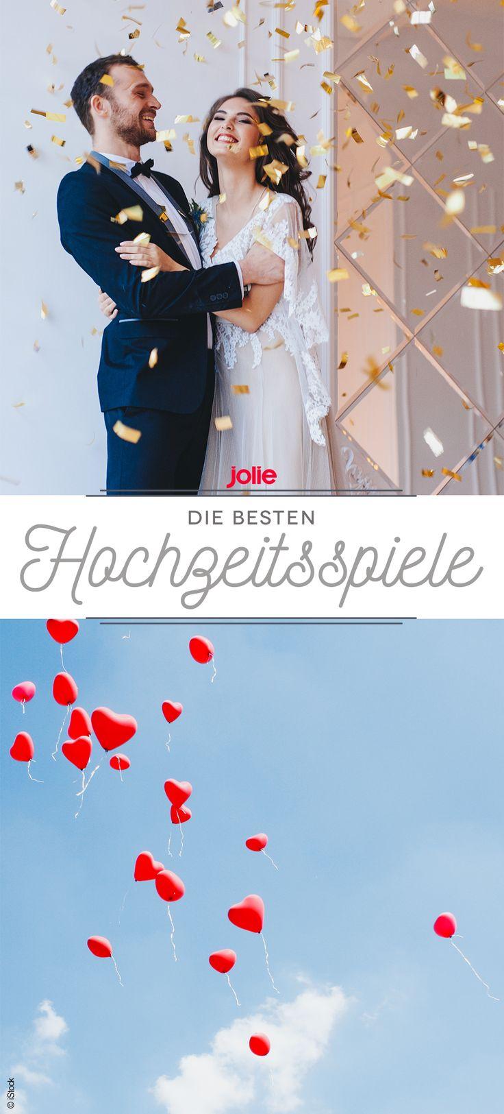 Hochzeitsspiele: Lustige Spiele zur Hochzeit | Hochzeit