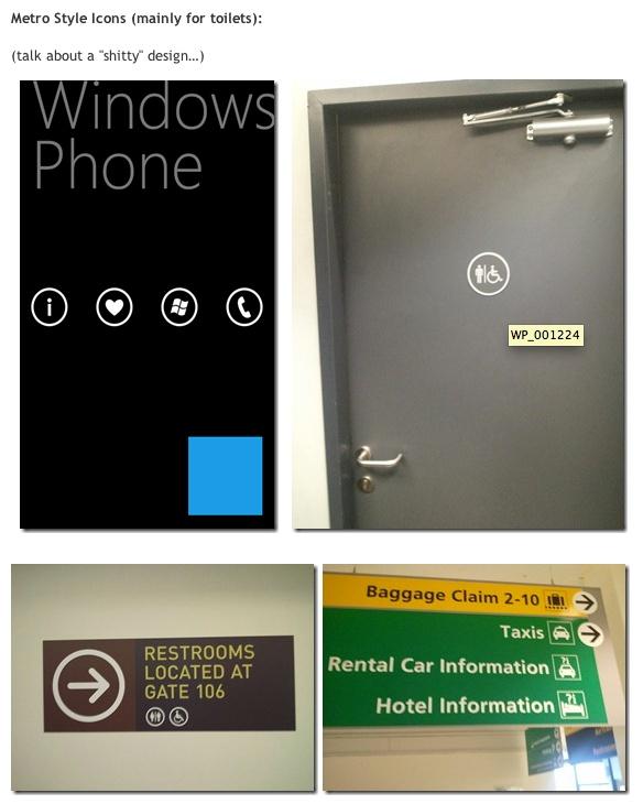 Metro UI of Windows 8 UI Design and Sign Design