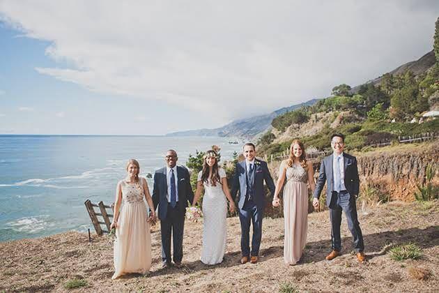 An Intimate Destination Wedding in Big Sur, California
