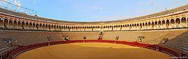 Seville, Spain Sevilla, España Plaza de toros de la Real Maestranza de Caballería de Sevilla - Wikipedia, the free encyclopedia