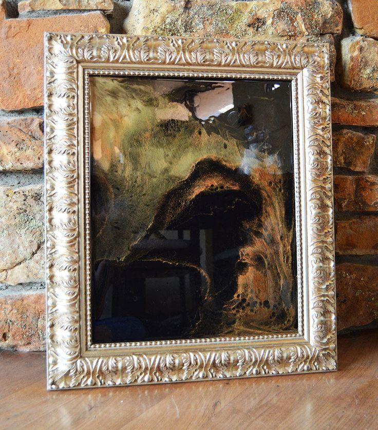 8 best Resin Art in Frames images on Pinterest | Room wall decor ...