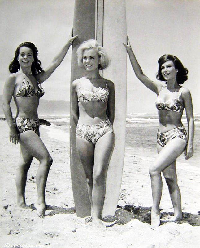 Susan Hart, Shelley Fabares, and Barbara Eden