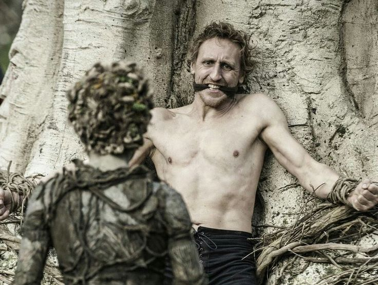Furdík actually isn't the first actor to have portrayed him, though. That would be Richard Brake, the actor who first played the Night King in the fourth and fifth seasons. Brake reportedly had scheduling conflicts that prevented him from returning to the series in seasons six and seven, which is when Furdík stepped in. Here's a picture of Brake, where you can see the slight difference in creepy bone structure.