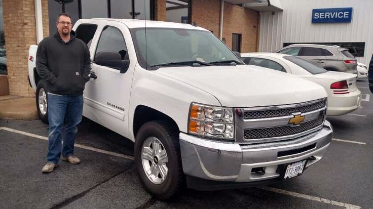 Thank you and congratulations Ben Doyle on the purchase of your 2013 Chevrolet Silverado from Steve Price at Duncan Ford Lincoln Mazda in Blacksburg Virginia!