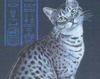 La puntata dello show GATTI dal titolo VIENE DAL PASSATO: IL GATTO MAU EGIZIANO che potete ascoltare al link ---> http://www.spreaker.com/user/7217997/viene-dal-passato-il-gatto-mau-egiziano ; BUON ASCOLTO!!