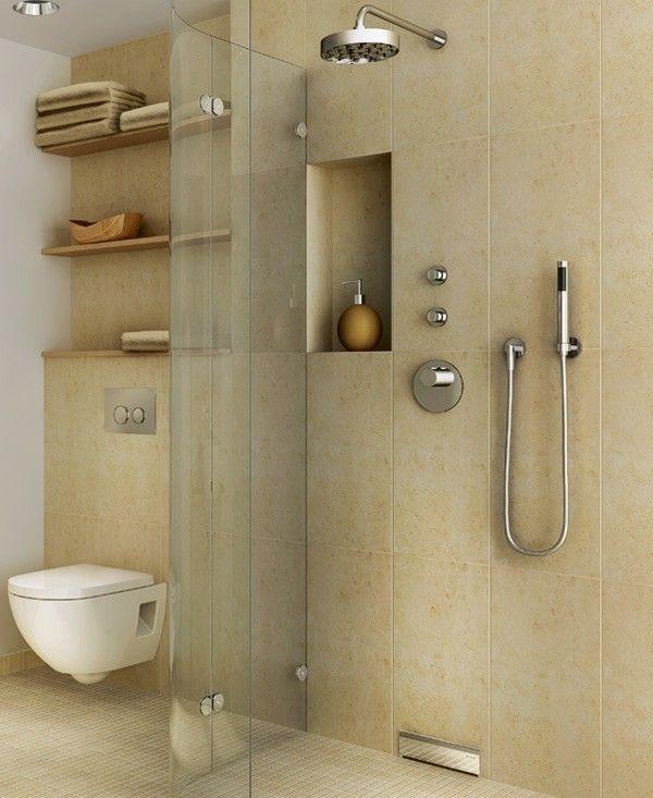 Arredo bagno in muratura (Foto) | Design Mag