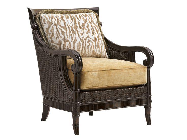 Island Traditions Stafford Chair | Lexington Home Brands · Rattan FurnitureOutdoor  FurnitureCasual ...
