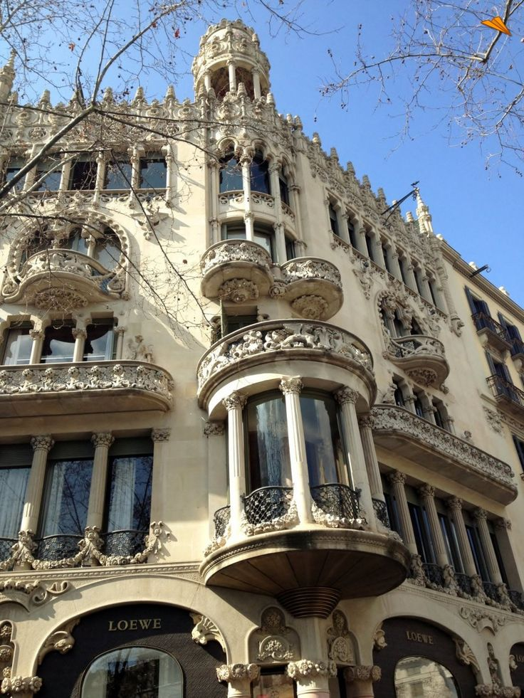 1187 best art nouveau deco barcelona spain images on - Art deco espana ...