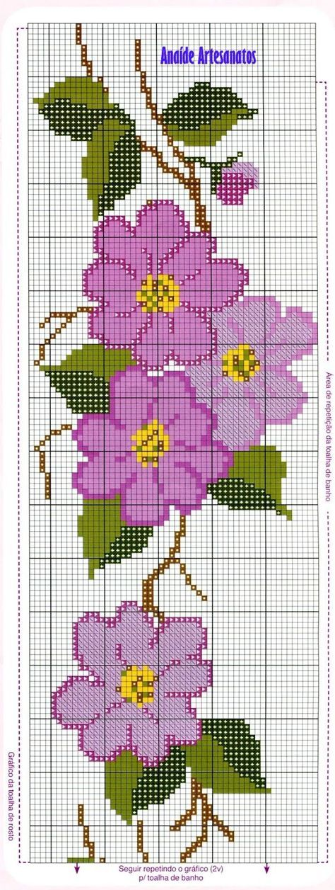 """Lilac flowers - 2/2 [ """"Lilac flowers - Mais"""" ] # # #603 #1600, # #Lilac #Flowers, # #2 #2, # #Jigsaw #Puzzle, # #Melos, # #Junger, # #Bp #Blogspot, # #Cross #Stitch, # #Monogram"""