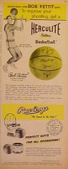 Bob Pettit, Rawlings