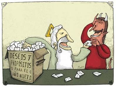 Resultado de imagen para año nuevo humor