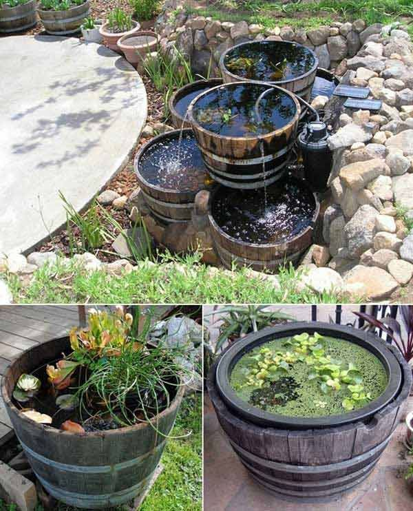 25 brilliant diy ways of reusing old wine barrels alpine wine design outdoor
