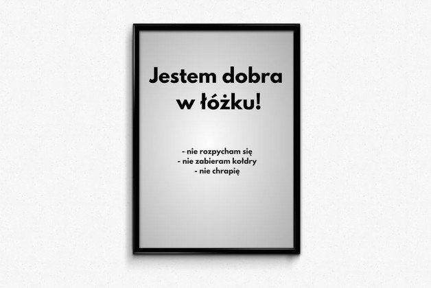 http://pl.dawanda.com/product/101504347-plakat-a3-jestem-dobra-w-oku