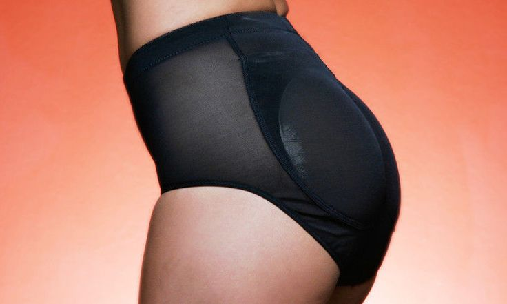 BS-7010 Silicone Buttock Enhancer Panties NEW Natural looking #BeautySearch
