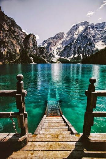 Lake Braies-ItalyThis alpine lake is located in the Val Pusteria nestled in the mountains, like a precious jewel of nature, and the heavenly beauty of this part of Italy just breathtaking. Its isolated location and its water reflecting the Dolomites overlooking will definitely make it one of the most beautiful lakes in Europe. Not far you open the Alta Pusteria, one of the largest and green all over South Tyrol, a point of reference for tourism in South Tyrol. The lake, which is often…