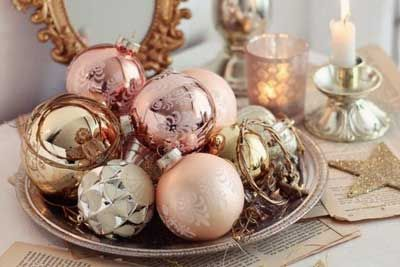 Glamorous Pastel Décor Ideas to Brighten Up Your Christmas