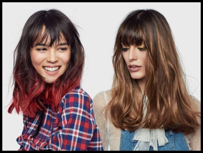 kurze Frisuren – Pony Frisuren Teenager Images Neue Frisuren 2018/2019 Mädchen …