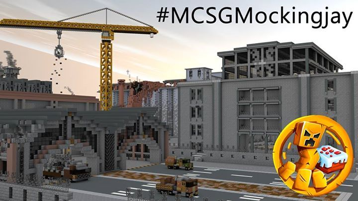 #MCSGMockingjay has now been released to the #MCSG servers. Have fun tributes! http://www.mcgamer.net/threads/introducing-mockingjay-a-mcgamer-mcsg-exclusive.177079/ #Minecraft #minecraft #pcgames
