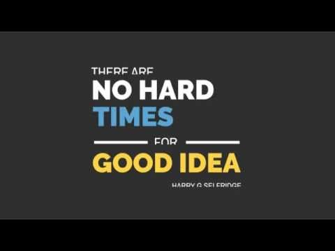 20 Minimal Typography - After Effect Template